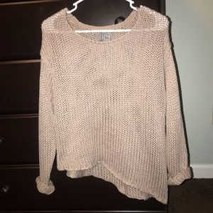 Align Knit sweater